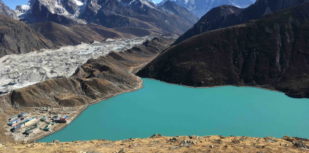 GOKYO LAKE AND RENJO LA PASS TREK