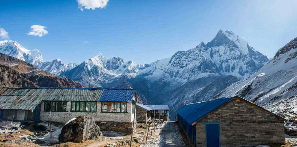 annapurna-base-camp trek