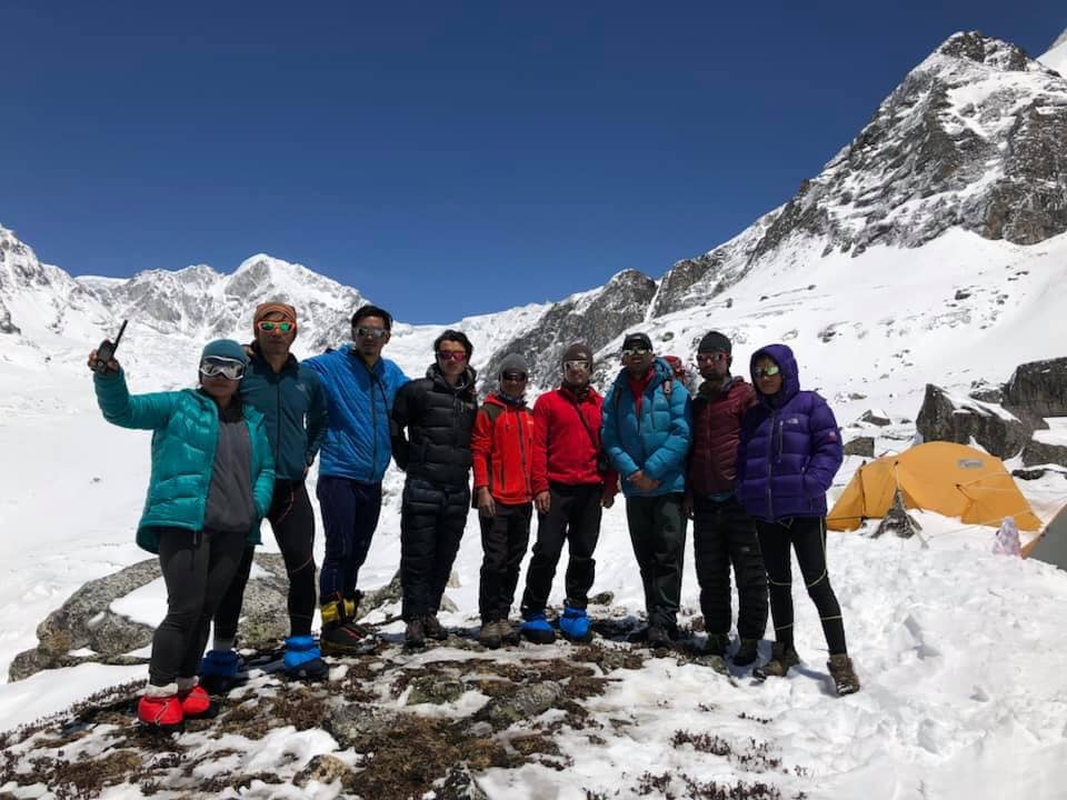 Jugal Himal Base Camp Trek